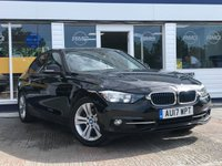 USED 2017 17 BMW 3 SERIES 2.0 330E SPORT 4d 181 BHP AVAILABLE FOR ONLY £300 PER MONTH WITH £0 DEPOSIT