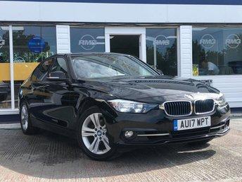 2017 BMW 3 SERIES 2.0 330E SPORT 4d 181 BHP £15999.00