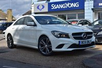 USED 2015 15 MERCEDES-BENZ CLA 1.6 CLA180 SPORT 4d 122 BHP FINANCE FROM £299 PER MONTH