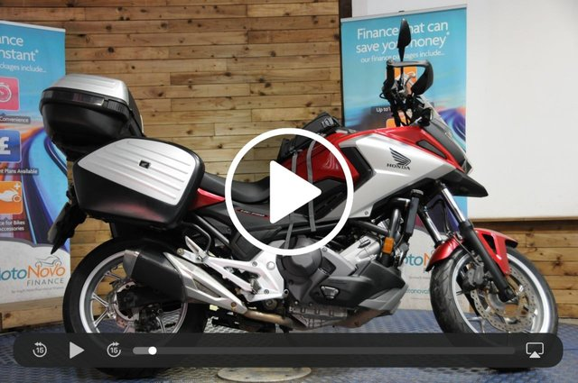USED 2018 18 HONDA NC750 X NC 750 XD-H 53 BHP - 1 Owner