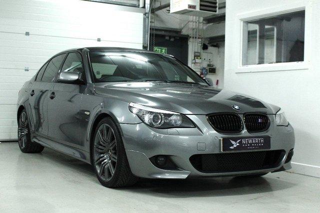 2009 09 BMW 5 SERIES 3.0 530D M SPORT BUSINESS EDITION 4d 232 BHP