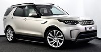USED 2017 17 LAND ROVER DISCOVERY 2.0 SD4 HSE Luxury Auto 4WD (s/s) 5dr £6k Extra's, Head Up, Rear Ent