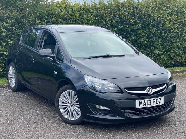 USED 2013 13 VAUXHALL ASTRA 1.6 ENERGY 5d 113 BHP GREAT CONDITION FAMILY HATCHBACK