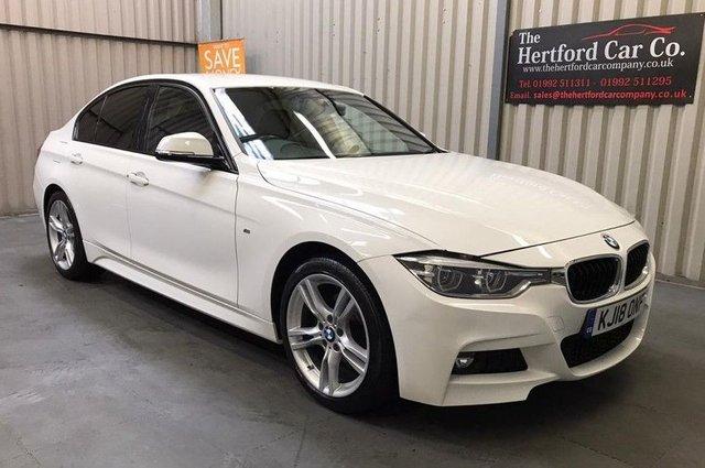 2018 18 BMW 3 SERIES 2.0 320D M SPORT 4d 188 BHP