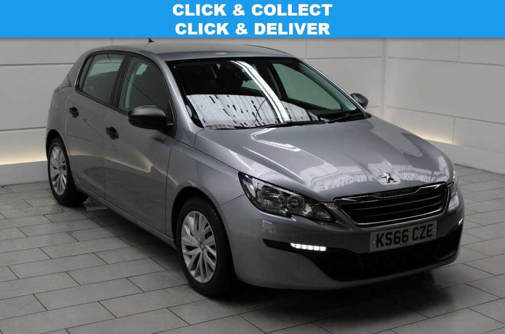USED 2016 66 PEUGEOT 308 1.2 PureTech Access