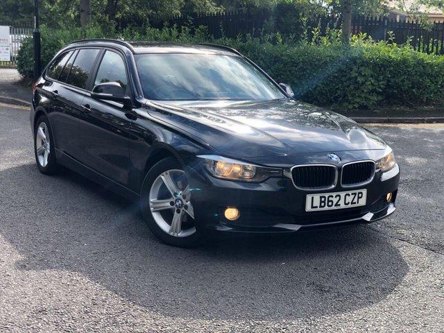 2012 62 BMW 3 SERIES 2.0 320D SE TOURING 5d 181 BHP