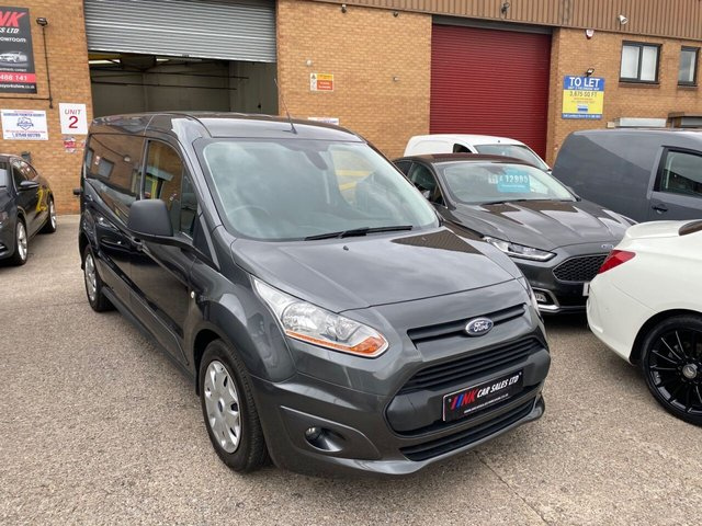 2016 16 FORD TRANSIT CONNECT 1.6 210 TREND P/V 94 BHP 3 SEATER PRICE IS PLUS VAT AIR CON