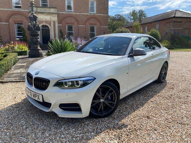 2018 18 BMW M2 3.0L M240I 2d AUTO 335 BHP