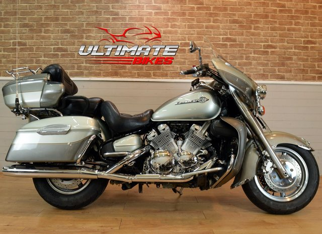 USED 2000 W YAMAHA XVZ 1300 VENTURE ROYAL STAR