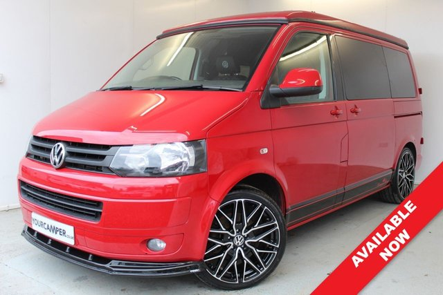 2014 VOLKSWAGEN TRANSPORTER T30 2.0 TDI HIGHLINE 4MOTION 140 BHP