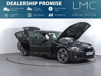 USED 2017 67 BMW 3 SERIES 2.0 330E M SPORT SHADOW EDITION 4d AUTO 249 BHP FULL LEATHER - REAR CAMERA - CRUISE
