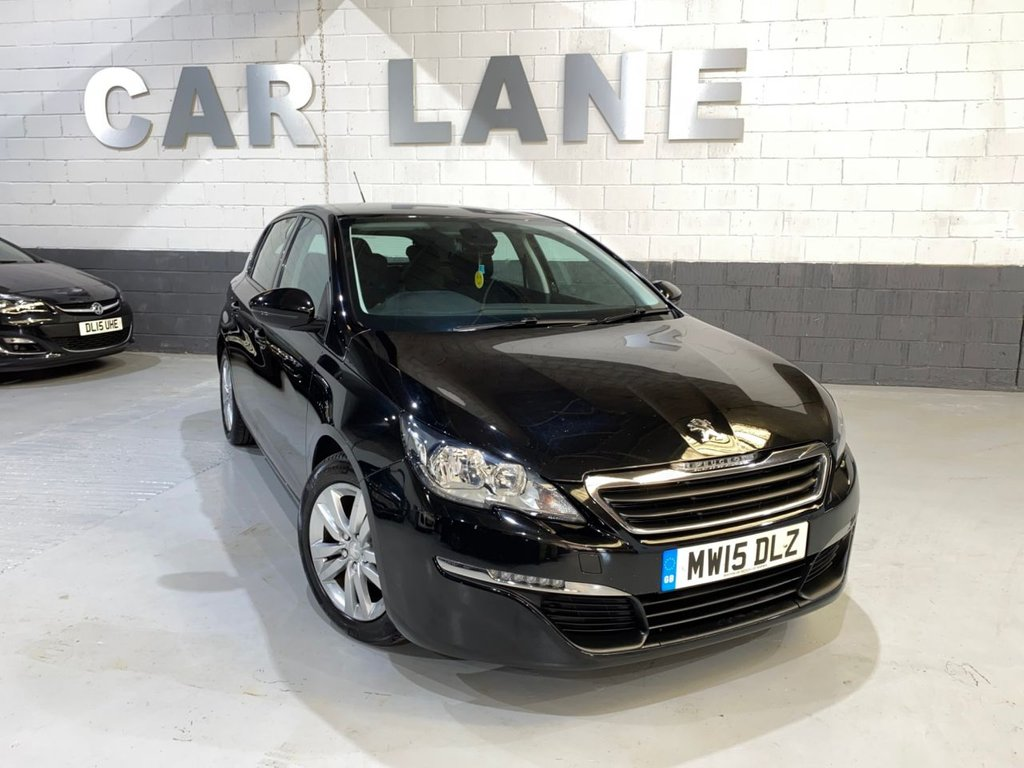 USED 2015 15 PEUGEOT 308 1.6 HDI ACTIVE 5d 92 BHP