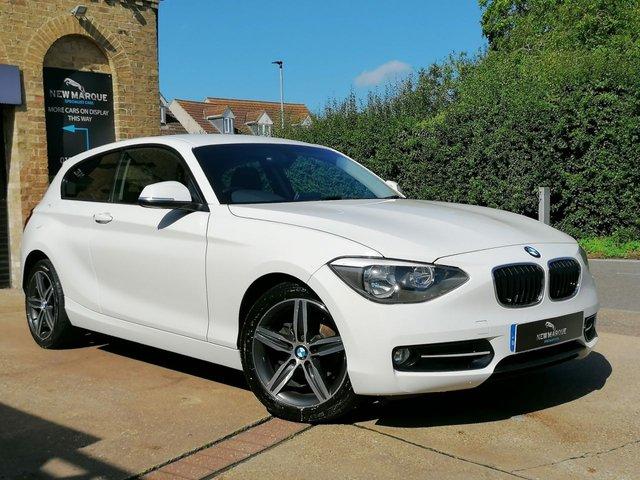 2013 63 BMW 1 SERIES 1.6 116I SPORT 3d 135 BHP