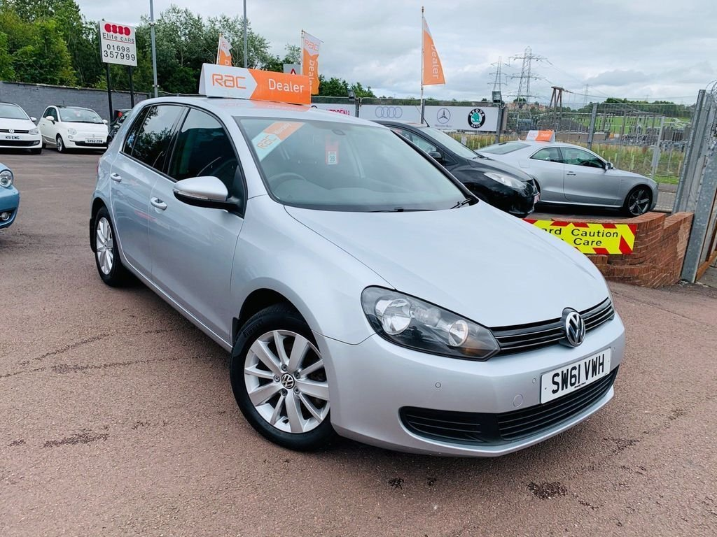 USED 2011 61 VOLKSWAGEN GOLF 1.4 MATCH TSI 5d 121 BHP Drive away today