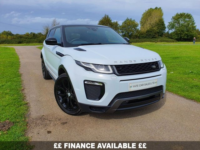 USED 2017 17 LAND ROVER RANGE ROVER EVOQUE 2.0 TD4 HSE DYNAMIC 5d 177 BHP (FREE 2 YEAR WARRANTY)