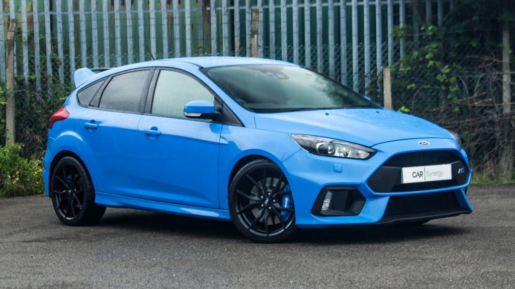 USED 2019 B FORD FOCUS 2.3 RS 5d 346 BHP