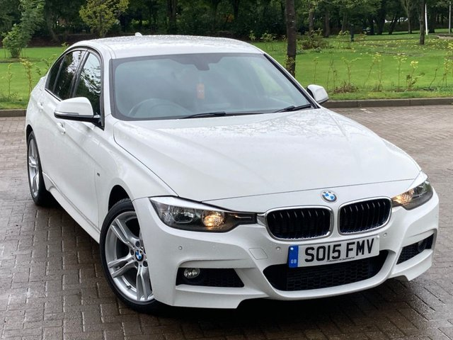 USED 2015 15 BMW 3 SERIES 3.0 330D XDRIVE M SPORT 4d 255 BHP