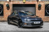 USED 2017 17 VOLKSWAGEN SCIROCCO 2.0 GT TSI BLUEMOTION TECHNOLOGY DSG 2d AUTO 178 BHP
