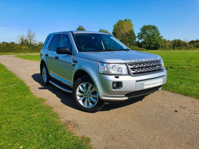 2012 12 LAND ROVER FREELANDER 2 2.2 TD4 HSE 5d 150 BHP (FREE 2 YEAR WARRANTY)