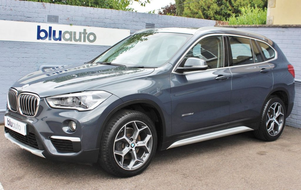 USED 2016 66 BMW X1 2.0 SDRIVE18D XLINE 5d 148 BHP 1 Owner, Low Running Costs, Over £2000 of Extras