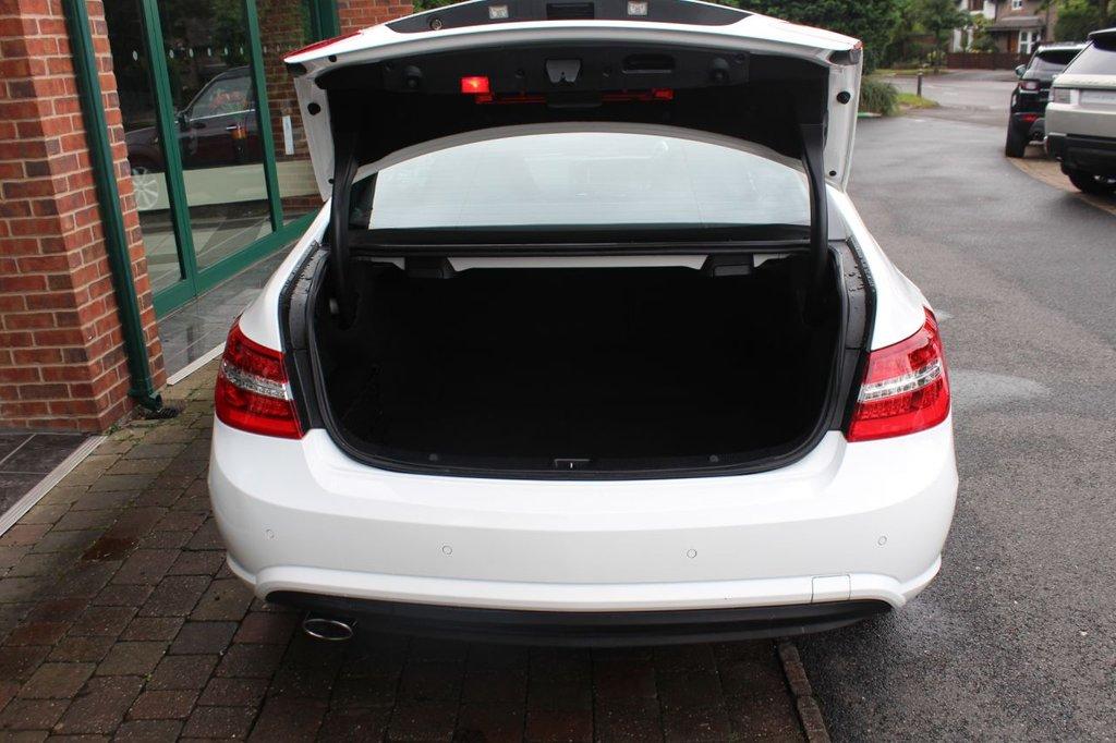 USED 2013 13 MERCEDES-BENZ E-CLASS 2.1 E250 CDI BLUEEFFICIENCY S/S SPORT 2 DOOR COUPE 204 BHP AUTO