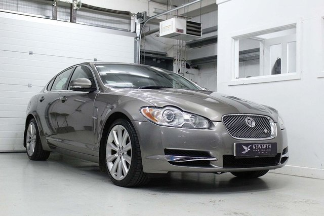 2009 09 JAGUAR XF 3.0 V6 S LUXURY 4d 275 BHP