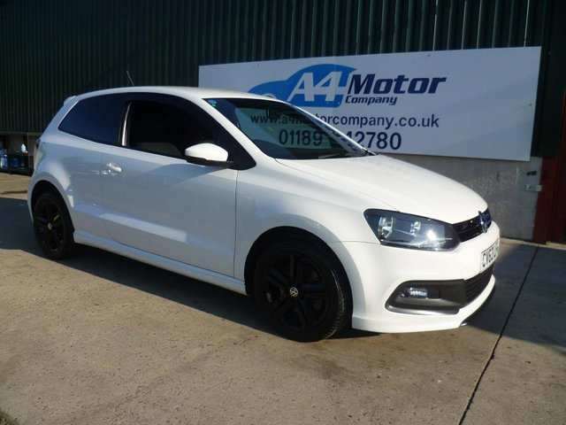 2013 63 VOLKSWAGEN POLO 1.2 R Line 3dr
