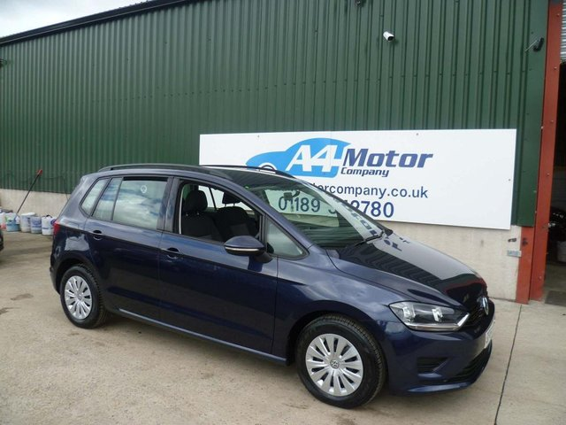2014 64 VOLKSWAGEN GOLF SV 1.2 TSI BlueMotion Tech S DSG (s/s) 5dr