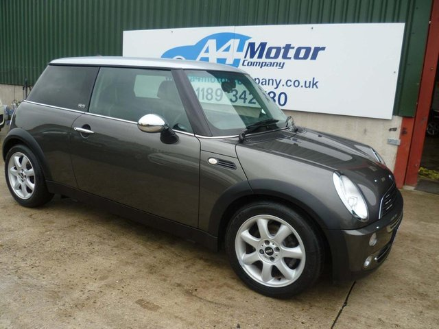 2006 06 MINI HATCH COOPER 1.6 Cooper Park Lane 3dr