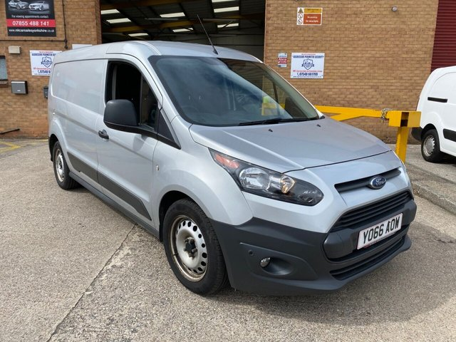 2017 66 FORD TRANSIT CONNECT 1.5 210 P/V 74 BHP LONG WHEEL BASE AIR CON  PRICE IS PLUS VAT  NOW IN STOCK