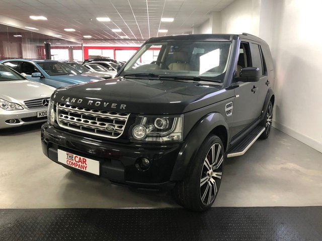 2010 10 LAND ROVER DISCOVERY 3.0 4 TDV6 XS 5d 245 BHP