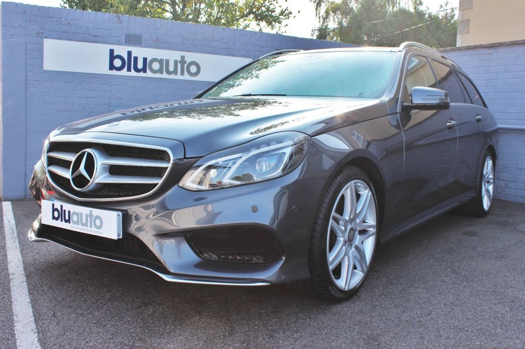 USED 2015 15 MERCEDES-BENZ E-CLASS 2.1 E250 CDI AMG LINE PREMIUM PLUS 5d 201 BHP Full Mercedes History, Huge Specification With Over £2700 of Extras, Excellent Condition