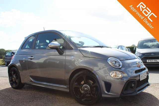 USED 2016 ABARTH 500 1.4 595 TURISMO 3d 162 BHP VIEW AND RESERVE ONLINE OR CALL 01527-853940 FOR MORE INFO.
