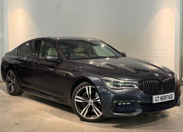 2015 65 BMW 7 SERIES 730D XDRIVE M SPORT [HUGE SPEC]