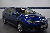 USED 2016 66 TOYOTA AURIS 1.8 VVT-I BUSINESS EDITION TOURING SPORTS 5d 100 BHP (HYBRID - ZERO TAX - SATNAV)