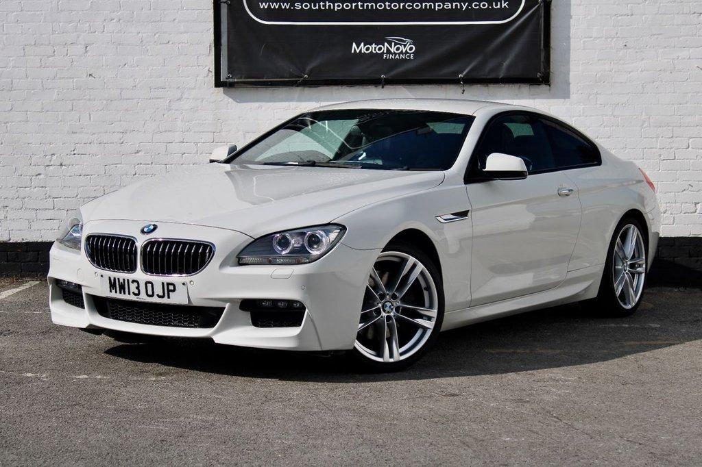 USED 2013 13 BMW 6 SERIES 3.0 640D M SPORT 2d 309 BHP