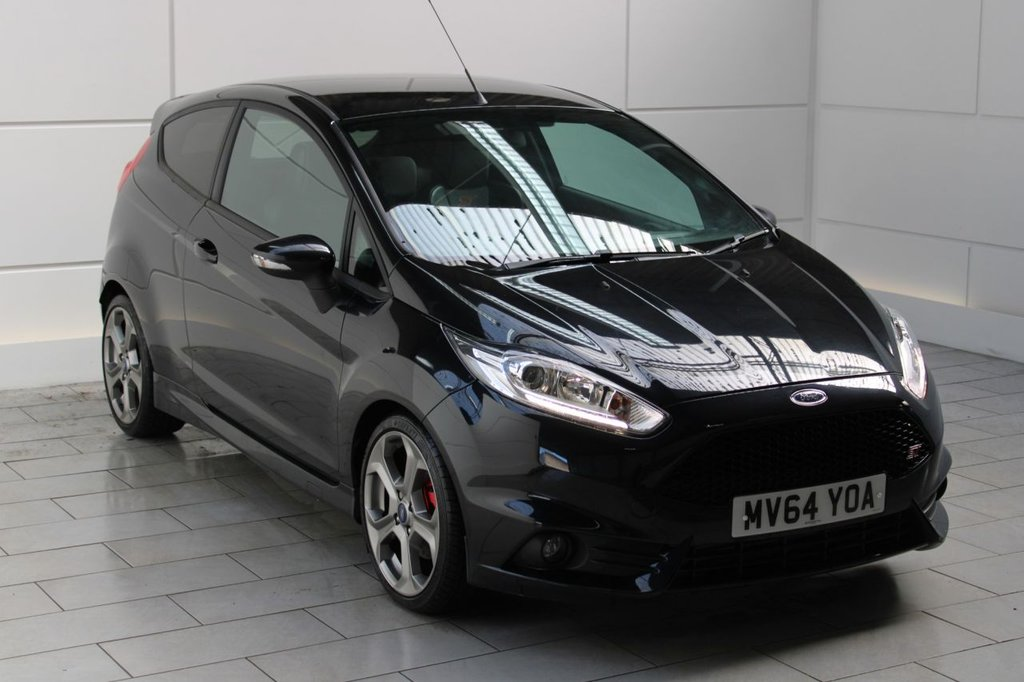 USED 2014 64 FORD FIESTA 1.6 EcoBoost ST-2