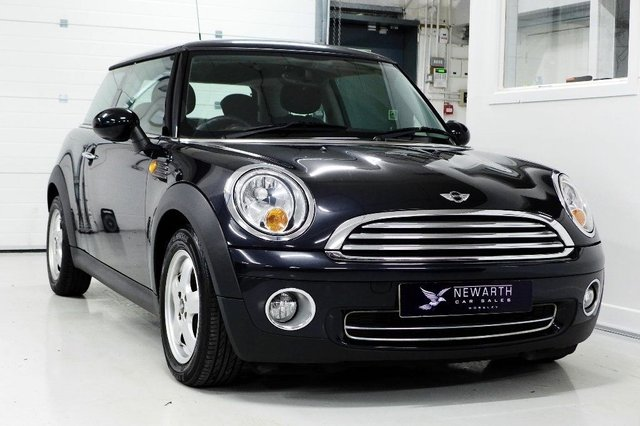 2009 59 MINI HATCH ONE 1.4 ONE 3d 94 BHP