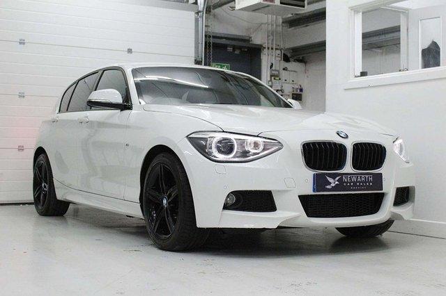 2014 14 BMW 1 SERIES 2.0 120D M SPORT 5d 181 BHP