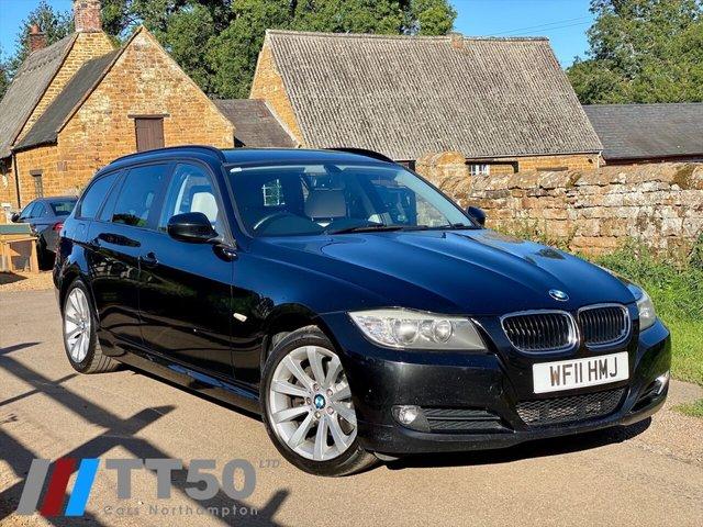 2011 11 BMW 3 SERIES 2.0 320D SE TOURING 5d 181 BHP