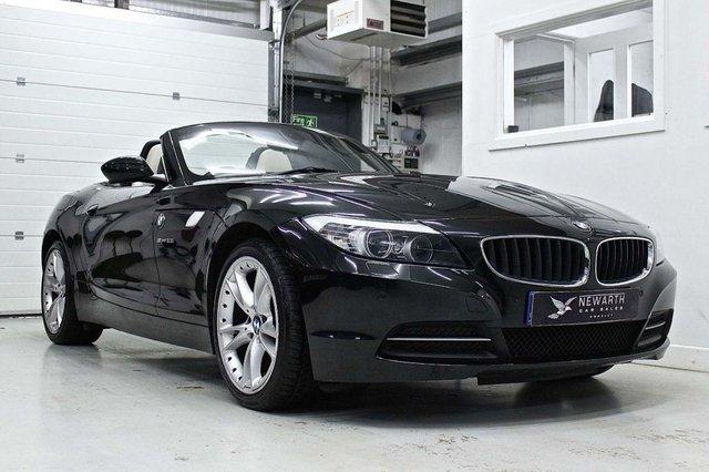 2010 10 BMW Z4 2.5 Z4 SDRIVE23I ROADSTER 2d 201 BHP