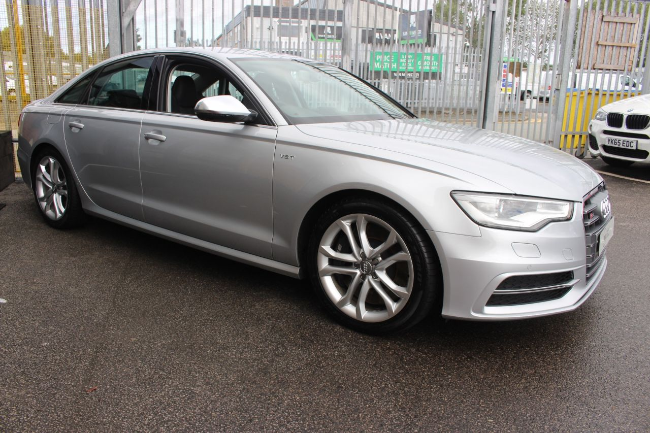Used AUDI S6 for sale