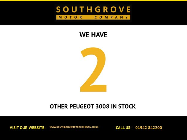 USED 2015 15 PEUGEOT 3008 1.6 E-HDI ACTIVE 5d 115 BHP