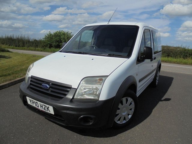 2010 10 FORD TRANSIT CONNECT 1.8 T200 LR 75 BHP