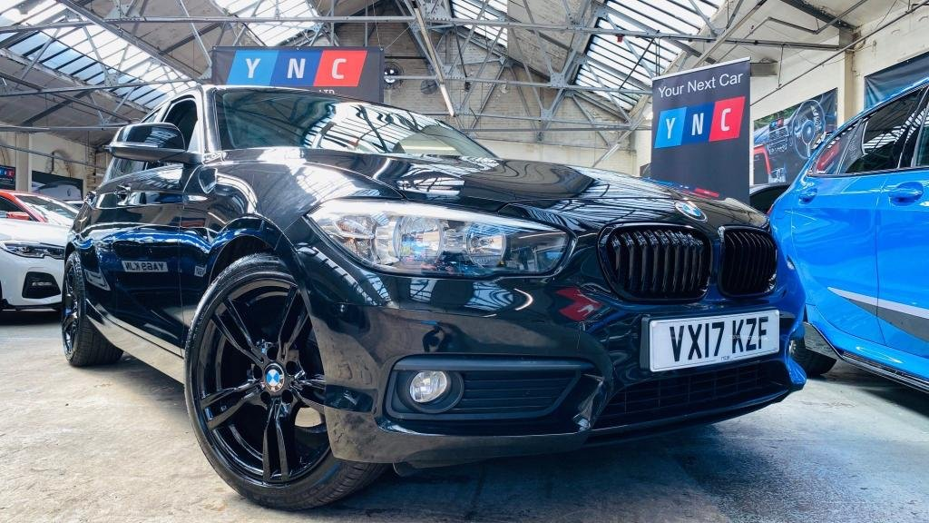 USED 2017 17 BMW 1 SERIES 1.5 116d ED Plus (s/s) 5dr YNCSTYLING+18S+SATNAV,DAB