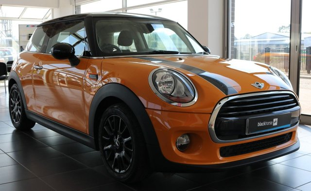 2016 66 MINI HATCH COOPER 1.5 COOPER 3d 134 BHP