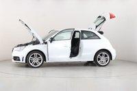 USED 2013 63 AUDI A1 1.6 TDI S LINE 3d 105 BHP PART LEATHER | DAB |