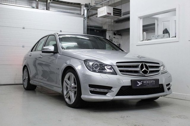 2011 61 MERCEDES-BENZ C-CLASS 2.1 C250 CDI BLUEEFFICIENCY SPORT ED125 4d 204 BHP