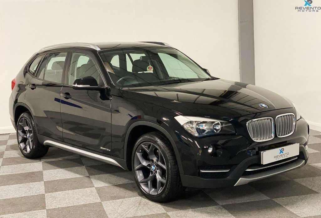 USED 2014 14 BMW X1 2.0 XDRIVE18D XLINE 5d 141 BHP Nav | Leather | Refurb' Alloys