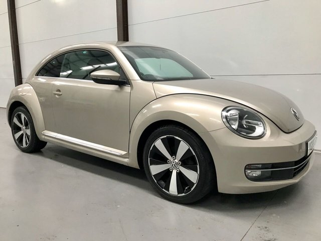 2015 65 VOLKSWAGEN BEETLE 2.0 DESIGN TDI BLUEMOTION TECHNOLOGY 3d 108 BHP
